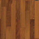 Bruce World Exotics Brazilian Cherry 3/8 in. x 3-1/2 in. x Varying Length Engineered Hardwood Flooring (36.62 sq. ft. / case)