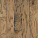 Bruce Distressed Oak Toast Click Hardwood Flooring - 5 in. x 7 in. Take Home Sample