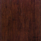 Home Legend Strand Woven Sapelli 3/8 in.Thick x 4-3/4 in.Wide x 36 in. Length Click Lock Bamboo Flooring (19 sq. ft. / case)