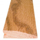 Mohawk 7 ft. x 1-17/32 in.x 1-17/32 in. Natural Red Oak Reducer Molding