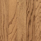 Bruce ClickLock 3/8 in x 3 in. x Random Length Harvest Oak Hardwood Flooring 22 sq. ft./case