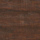 Millstead Hand Scraped Hickory Chestnut Engineered Hardwood Flooring - 5 in. x 7 in. Take Home Sample