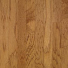 Bruce Town Hall Exotics Hickory Smoky Topaz Engineered Hardwood Flooring - 5 in. x 7 in. Take Home Sample