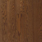 Bruce Bayport Oak Saddle Solid Hardwood Flooring - 5 in. x 7 in. Take Home Sample