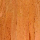 Millstead American Cherry Natural Engineered Click Wood Flooring - 5 in. x 7 in. Take Home Sample