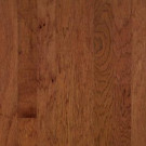 Bruce Brandywine Hickory 3/8 in. Thick x 3 in. Wide x 48 in. Length Engineered Click Lock Hardwood Flooring