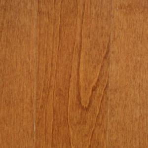 Millstead Birch Dark Gunstock 3/8 in. Thick x 4-1/4 in. Wide x Random Length Engineered Click Hardwood Flooring (20 sq. ft. /case)