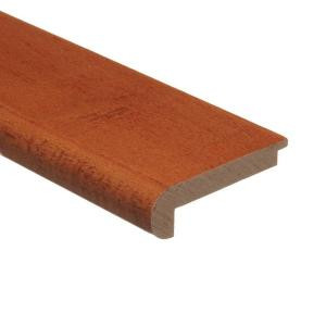 Zamma Maple Sedona 3/8 in. Thick x 2-3/4 in. Wide x 94 in. Length Hardwood Stair Nose Molding