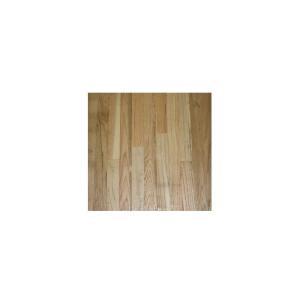 Cahaba Red Oak 3/4 in. x 42 in. x 86 in. Solid Hardwood Flooring