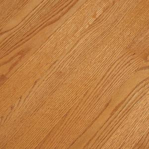 Bruce Natural Reflections Oak Butterscotch 5/16 in.Thick x 2-1/4 in. Wide x Random Length Solid Hardwood Floor 40 sq. ft./case