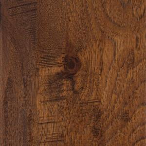 Home Legend Distressed Barrett Hickory 3/8 in. Thick x 3-1/2 in. x 6-1/2 in. Wide x 47-1/4 in. Length Click Lock Hardwood Flooring