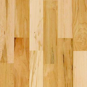 Millstead Vintage Maple Natural High Gloss 3/8 in. x 4-3/4 in.xRandom Length Engineered Click Hardwood Flooring (22.5 sq.ft./case)
