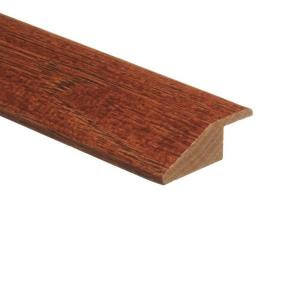 Zamma Hickory Chestnut 3/8 in. Thick x 1-3/4 in. Wide x 94 in. Length Hardwood Multi-Purpose Reducer Molding