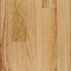 Millstead Red Oak Natural 3/4 in. Thick x 2-1/4 in. Wide x Random Length Solid Hardwood Flooring (20 sq. ft. / case)