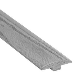 Bruce Brazilian Cherry 1/2 in. Thick x 2 in. Wide x 78 in. Length Solid Hardwood T-Molding