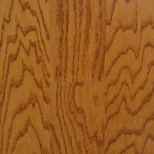 Millstead Oak Spice 3/8 in. Thick x 4-1/4 in. Wide x Random Length Engineered Click Real Hardwood Flooring (20 sq. ft. / case)
