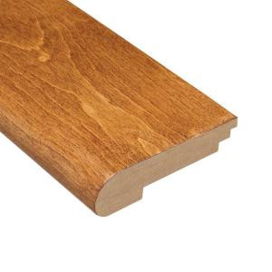 Home Legend Maple Sedona 1/2 in. Thick x 3-1/2 in. Wide x 78 in. Length Hardwood Stair Nose Molding
