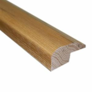 Millstead Red Oak Natural 0.75 in. Thick x 2 in. Wide x 78 in. Length Hardwood Carpet Reducer/Baby Threshold Molding