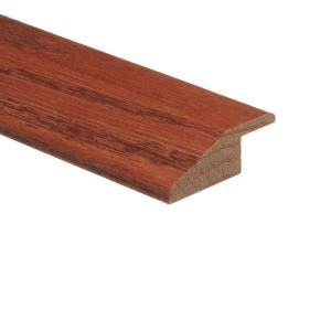 Zamma Oak Gunstock 3/8 in. Thick x 1-3/4 in. Wide x 94 in. Length Hardwood Multi-Purpose Reducer Molding