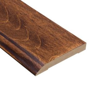 Home Legend Fremont Walnut 1/2 in. Thick x 3-1/2 in. Wide x 94 in. Length Hardwood Wall Base Molding