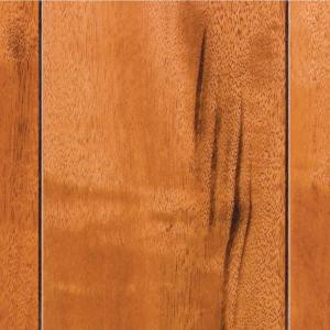 Home Legend Tigerwood 3/8 in. Thick x 3-1/2 in. Wide x 35-1/2 in. Length Click Lock Hardwood Flooring (20.71 sq.ft. /case)