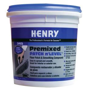 Henry 345 1-gal. Premixed Patch and Level