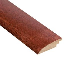 Home Legend High Gloss Santos Mahogany 5/8 in. Thick x 2 in. Width x 78 in. Length Hardwood Hard Surface Reducer Molding