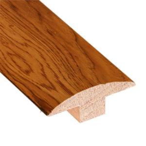 Millstead American Cherry Mocha 3/4 in. Thick x 2 in. Wide x 78 in. Length Hardwood T-Molding