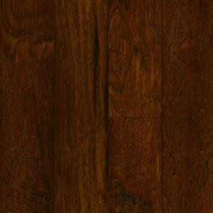 Bruce American Vintage Scraped Apple Cinnamon 3/8 in. x 5 in. x Varying Length Engineered Hardwood Flooring (25 sq. ft. /case)