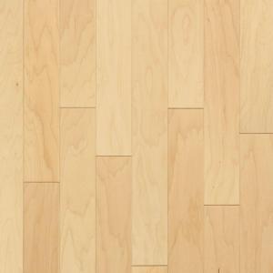 Bruce Town Hall Plank 3 in x Random Length Maple Natural Engineered Hardwood Flooring