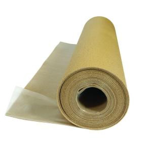 Eco Cork Foam 75 sq. ft. 25 ft. x 36 in. x 3.2 mm Laminate and Engineered Floor Premium All-in-One Combo Underlayment