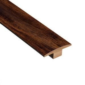 Home Legend Strand Woven Acacia 3/8 in. Thick x 1-7/8 in. Wide x 78 in. Length Exotic Bamboo T-Molding