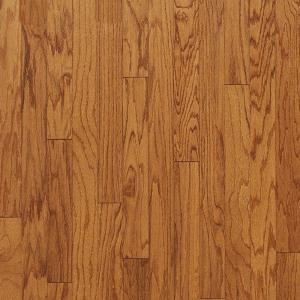 Bruce 3/8 in. x 5 in. x Random Length Engineered Oak Fall Meadow Hardwood Floor (30 sq. ft./case)