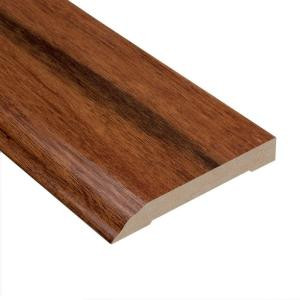 Home Legend Manchurian Walnut 1/2 in. Thick x 3-1/2 in. Wide x 94 in. Length Hardwood Wall Base Molding