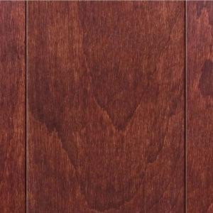 Home Legend Hand Scraped Maple Saddle 3/4 in. Thick x 3-1/2 in. Wide x Random Length Solid Hardwood Flooring (15.53 sq.ft/case)