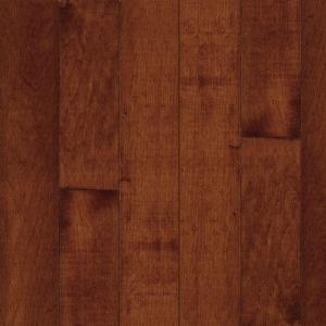 Bruce American Vintage Mocha Oak 3/8 in. Thick x 5 in. Wide Engineered Scraped Hardwood Flooring (25 sq. ft. / case)