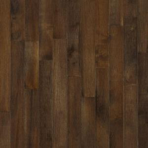 Bruce American Originals Carob Maple 3/8 in. Thick x 3 in. Wide Engineered Click Lock Hardwood Flooring (22 sq. ft. / case)