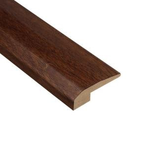 Home Legend Moroccan Walnut 3/8 in. Thick x 2-1/8 in. Wide x 78 in. Length Hardwood Carpet Reducer Molding