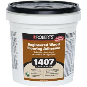 Roberts 1-gal. Engineered Wood Glue Adhesive