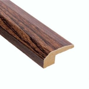 Home Legend Elm Walnut 3/4 in. Thick x 2-1/8 in. Wide x 78 in. Length Hardwood Carpet Reducer Molding