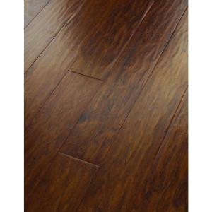 Shaw 3/8 in. x 5 in. Subtle Scraped Ranch House Plantation Hickory Engineered Hardwood Flooring (19.72 sq. ft. / case)