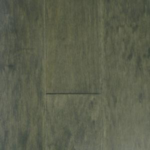 Millstead Maple Platinum 3/8 in. Thick x 4-3/4 in. Wide x Random Length Engineered Click Hardwood Flooring (22.5 sq. ft. / case)