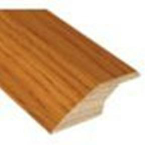Millstead Oak Harvest 3/4 in. Thick x 2-1/4 in. Wide x 78 in. Length Hardwood Lipover Reducer Molding
