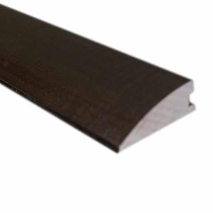 Millstead Dark Exotic 3/4 in. Thick x 1-1/2 in. Wide x 78 in. Length Flush Mount Reducer Molding