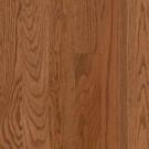 Mohawk Raymore Oak Gunstock Hardwood Flooring - 5 in. x 7 in. Take Home Sample