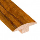 Heritage Mill Oak Old World 3/4 in. Thick x 2 in. Wide x 78 in. Length Hardwood T-Molding