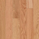 Mohawk Raymore Red Oak Natural Hardwood Flooring - 5 in. x 7 in. Take Home Sample