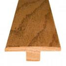 Mohawk Red Oak Golden 2 in. Wide x 84 in. Length T-Molding Wood Molding