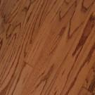 Bruce Hillden 3/8in x 5 in. x Random Length Gunstock Oak Engineeered Hardwood Flooring 25 sq.ft./case