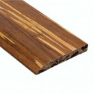 Home Legend Strand Woven Tiger Stripe 1/2 in. Thick x 3-1/2 in. Wide x 94 in. Length Bamboo Wall Base Molding